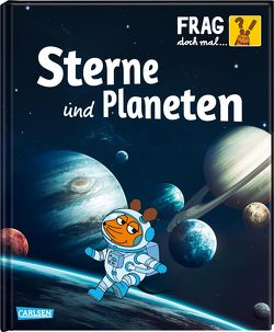 Frag doch mal … die Maus: Sterne und Planeten von Brandstetter,  Johann, Englert,  Sylvia