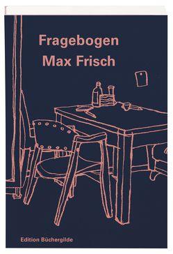 Fragebogen von Frisch,  Max, Holzmüller,  Janne