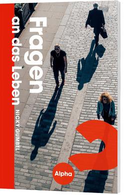 Fragen an das Leben*, neues Cover von Gumbel,  Nicky