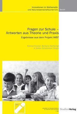 Fragen zur Schule – Antworten aus Theorie und Praxis von Hanfstingl,  Barbara, Krainer,  Konrad, Zehetmeier,  Stefan