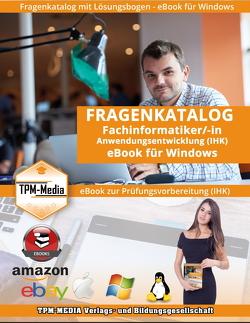 Fragenkatalog Fachinformatiker IHK mit über 1420 Lernfragen (eBook für Windows) von Mueller,  Thomas