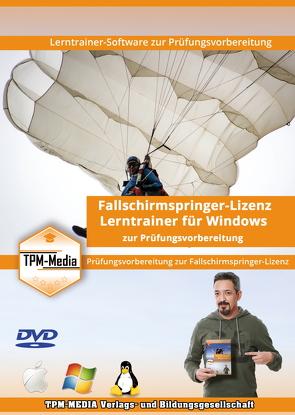 Fragenkatalogtrainer für Fallschirmspringer – Lizenz für Windows von Mueller,  Thomas