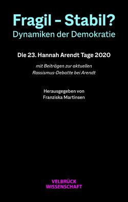 Fragil – Stabil? von Martinsen,  Franziska
