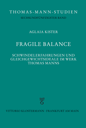 Fragile Balance von Kister,  Aglaia