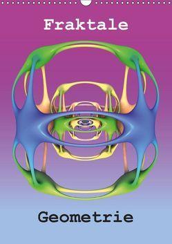 Fraktale Geometrie (Wandkalender 2019 DIN A3 hoch)