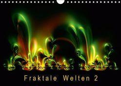 Fraktale Welten 2 (Wandkalender 2019 DIN A4 quer) von Barig,  Joachim