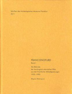 Franconofurd I von Wamers,  Egon, Wintergerst,  Magnus