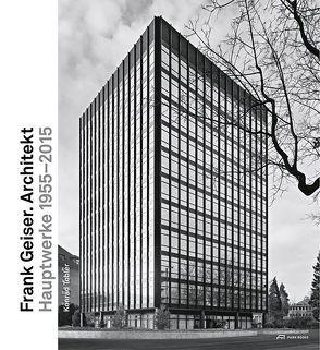 Frank Geiser. Architekt von Tobler,  Konrad