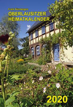 Frank Nürnbergers Oberlausitzer Heimatkalender 2020 von Nürnberger,  Frank
