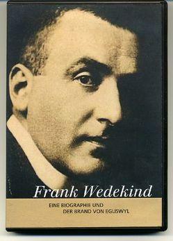 Frank Wedekind, eine Biographie von Koller,  Rafael