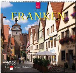 Franken – Ein Heimat-Kalender von Siepmann,  Martin