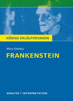 Frankenstein von Munaretto,  Stefan, Shelley,  Mary