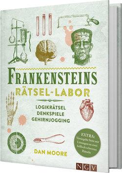 Frankensteins Rätsel-Labor von Möhlmann,  Holger, Moore,  Dan