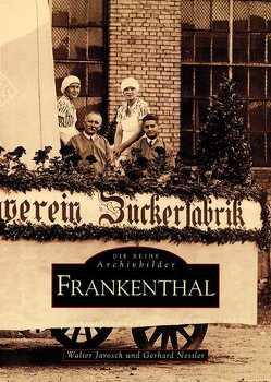 Frankenthal von Jarosch,  Walter, Nestler,  Gerhard