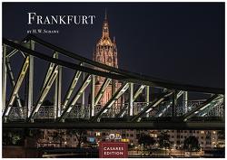 Frankfurt 2022 L 35x50cm von Schawe,  Heinz-werner