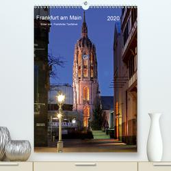 Frankfurt am Main 2020 Bilder vom Taxifahrer (Premium, hochwertiger DIN A2 Wandkalender 2020, Kunstdruck in Hochglanz) von Bodenstaff Taxifahrer in Frankfurt am Main,  Petrus