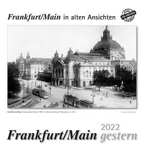 Frankfurt am Main gestern 2022
