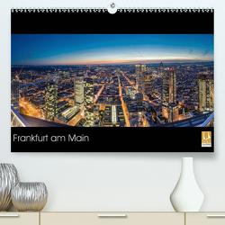 Frankfurt am Main (Premium, hochwertiger DIN A2 Wandkalender 2020, Kunstdruck in Hochglanz) von Eberhardt,  Peter