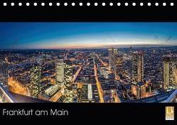 Frankfurt am Main (Tischkalender 2018 DIN A5 quer) von Eberhardt,  Peter