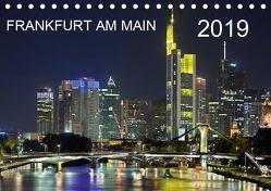 Frankfurt am Main (Tischkalender 2019 DIN A5 quer) von Röhrich,  Alfred