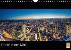 Frankfurt am Main (Wandkalender 2018 DIN A4 quer) von Eberhardt,  Peter