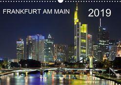 Frankfurt am Main (Wandkalender 2019 DIN A3 quer) von Röhrich,  Alfred