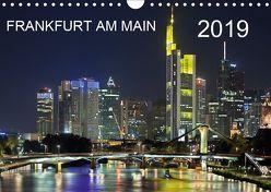 Frankfurt am Main (Wandkalender 2019 DIN A4 quer) von Röhrich,  Alfred