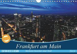 Frankfurt am Main (Wandkalender 2019 DIN A4 quer) von Höfer,  Christoph