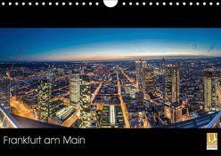 Frankfurt am Main (Wandkalender 2019 DIN A4 quer) von Eberhardt,  Peter