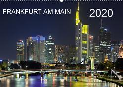 Frankfurt am Main (Wandkalender 2020 DIN A2 quer) von Röhrich,  Alfred
