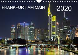 Frankfurt am Main (Wandkalender 2020 DIN A4 quer) von Röhrich,  Alfred