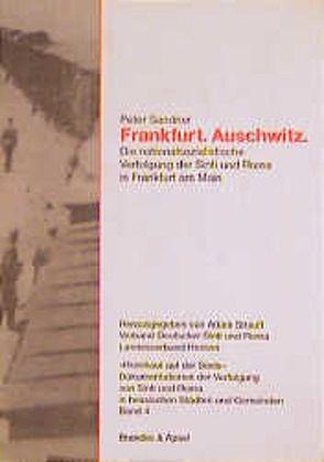 Frankfurt. Auschwitz von Sandner,  Peter, Strauss,  Adam