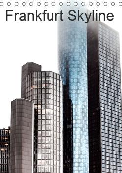 Frankfurt im Nebel (Tischkalender 2020 DIN A5 hoch) von Reiss,  Björn