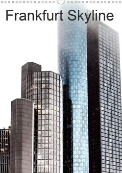 Frankfurt im Nebel (Wandkalender 2020 DIN A3 hoch) von Reiss,  Björn