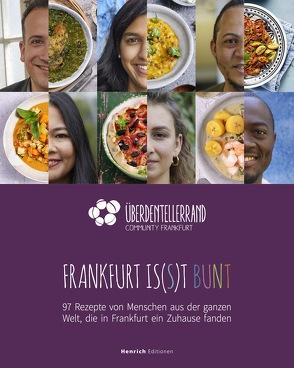 Frankfurt is(s)t bunt von Karsten,  Kerstin, Speer,  Clara, Strobel,  Lothar