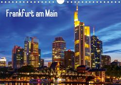 Frankfurt – Mainhattan (Wandkalender 2020 DIN A4 quer) von greatif
