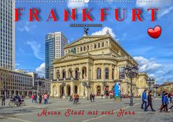 Frankfurt – meine Stadt mit viel Herz (Wandkalender 2020 DIN A2 quer) von Roder,  Peter