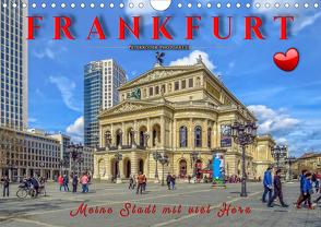 Frankfurt – meine Stadt mit viel Herz (Wandkalender 2020 DIN A4 quer) von Roder,  Peter