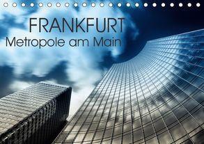 Frankfurt Metropole am Main (Tischkalender 2018 DIN A5 quer) von Pavlowsky Photography,  Markus