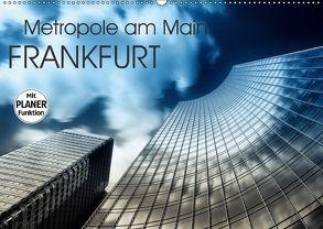 Frankfurt Metropole am Main (Wandkalender 2018 DIN A2 quer) von Pavlowsky Photography,  Markus