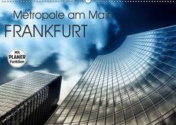 Frankfurt Metropole am Main (Wandkalender 2019 DIN A2 quer) von Pavlowsky Photography,  Markus