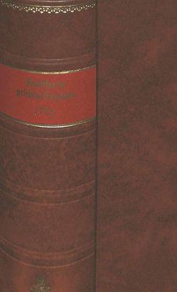 Frankfurter gelehrte Anzeigen vom Jahr 1772 von Merck,  Johann Heinrich