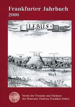 Frankfurter Jahrbuch 2000