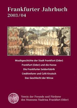 Frankfurter Jahrbuch 2003/04