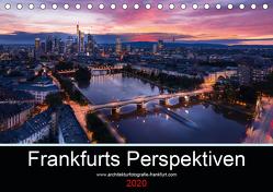 Frankfurts Perspektiven (Tischkalender 2020 DIN A5 quer) von Zasada,  Patrick