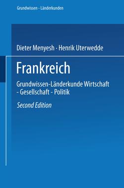Frankreich von Menyesch,  Dieter, Uterwedde,  Henrik