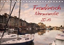 Frankreich Normandie (Tischkalender 2019 DIN A5 quer) von Schwarz,  Nailia
