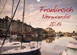 Frankreich Normandie (Wandkalender 2019 DIN A3 quer) von Schwarz,  Nailia