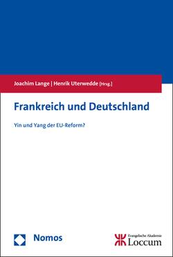 Frankreich und Deutschland von Lange,  Joachim, Uterwedde,  Henrik