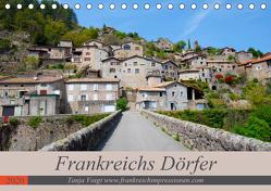 Frankreichs Dörfer (Tischkalender 2020 DIN A5 quer) von Voigt,  Tanja